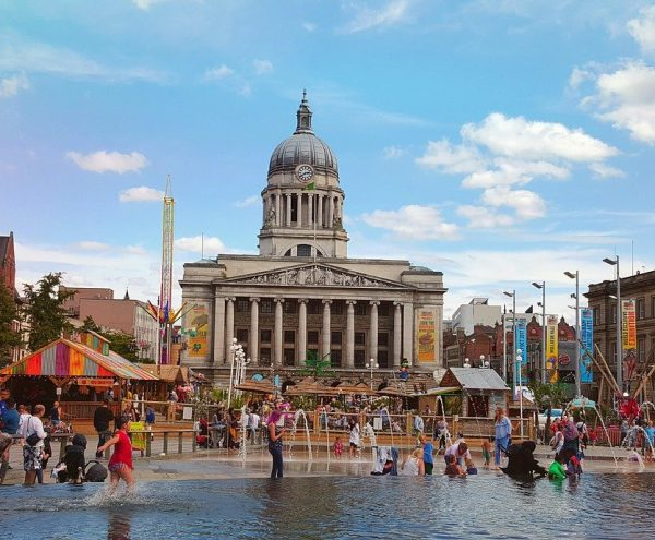 Property Fit area guide Nottingham