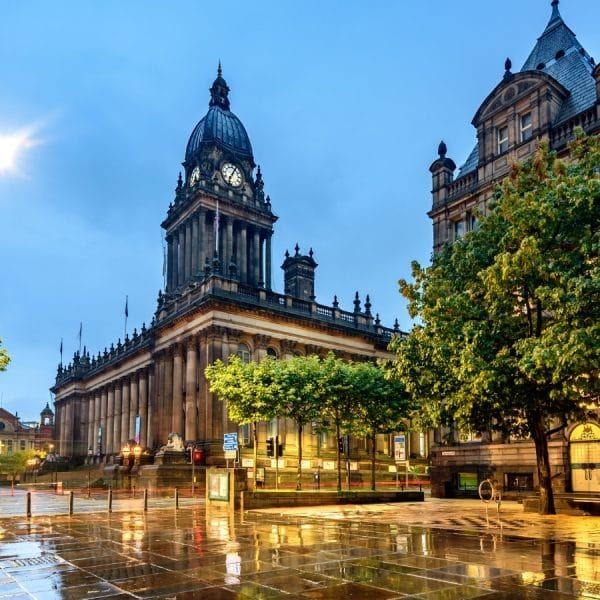 why invest in leeds